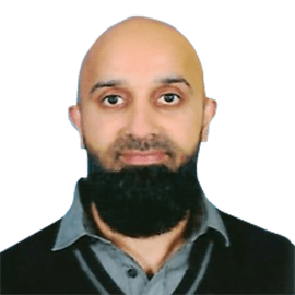 Dr Usama Mia